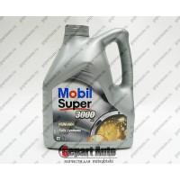 Масло моторное Mobil Super 3000 5W-40, 4л