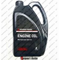 Моторное масло в Паджеро Спорт new 3L 0W30, 4л